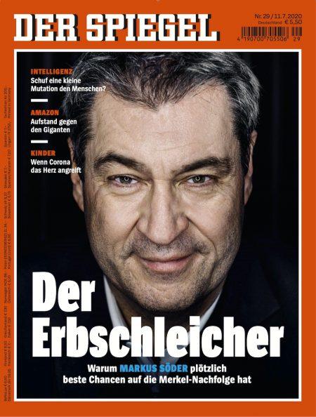Der Spiegel 2020-29