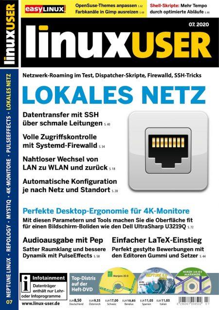 Linux User 2020-07