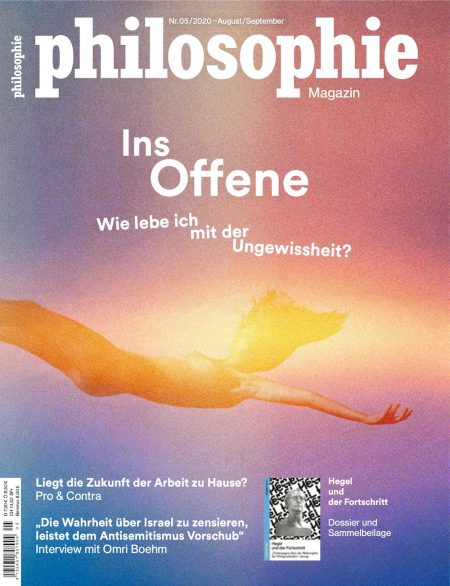 Philosophie Magazin 2020-08-09