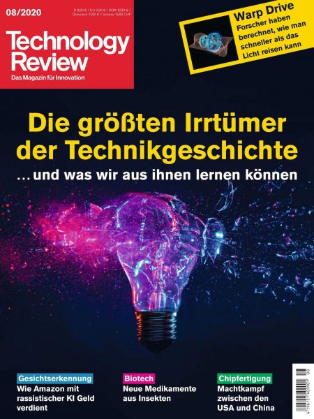 Technology Review 2020-08
