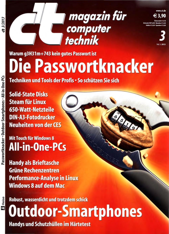 c't Magazin 2013-03