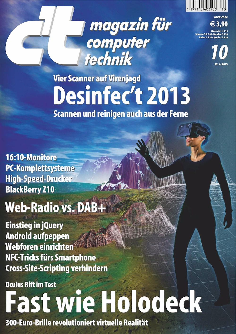 c't Magazin 2013-10
