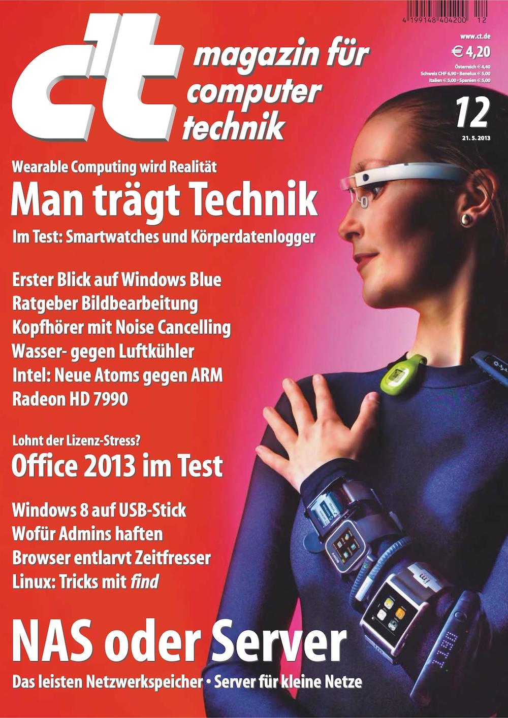 c't Magazin 2013-12