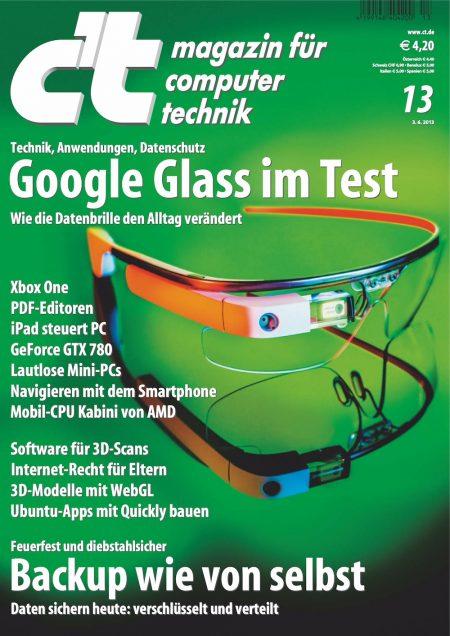 c't Magazin 2013-13