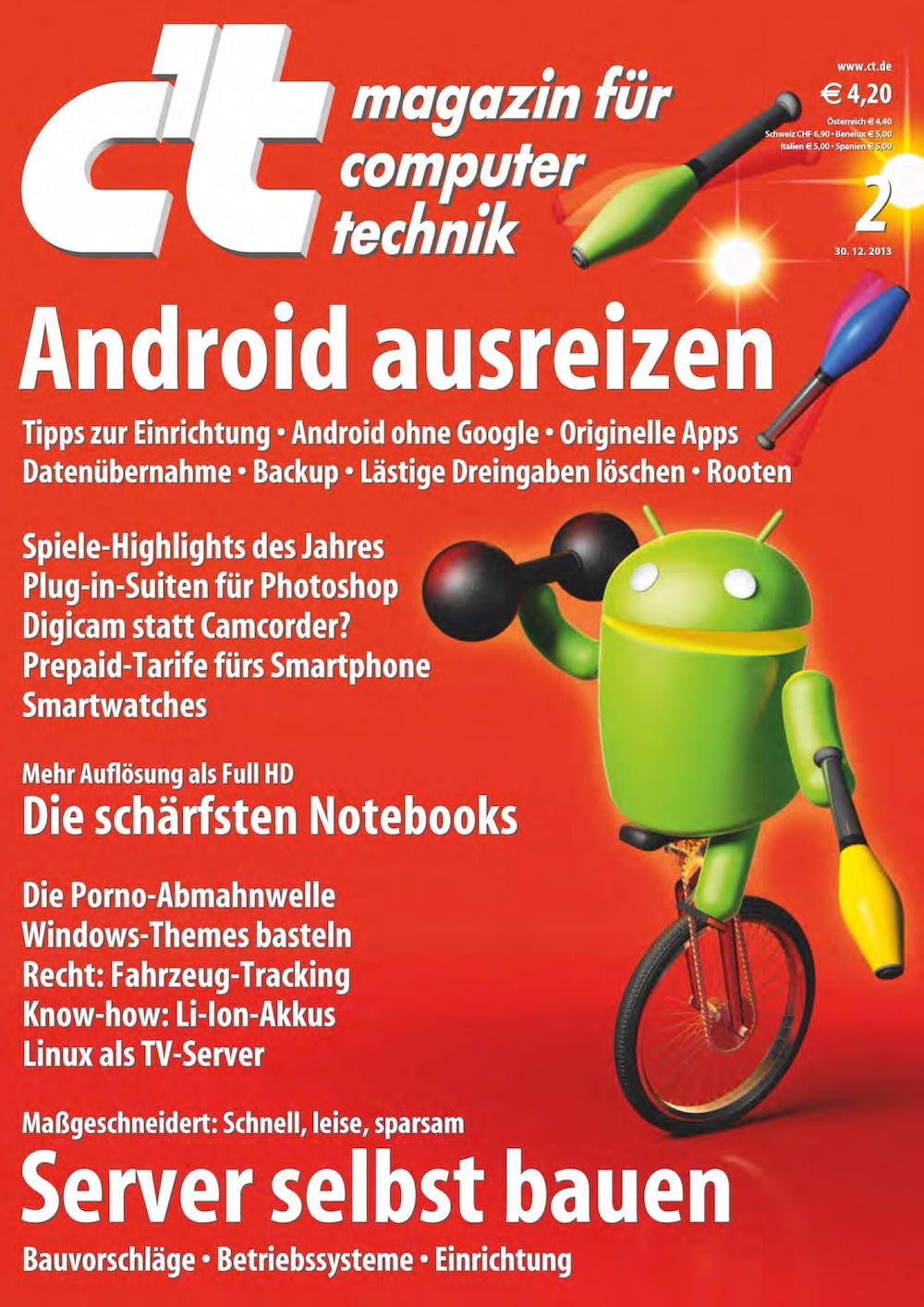c't Magazin 2014-02