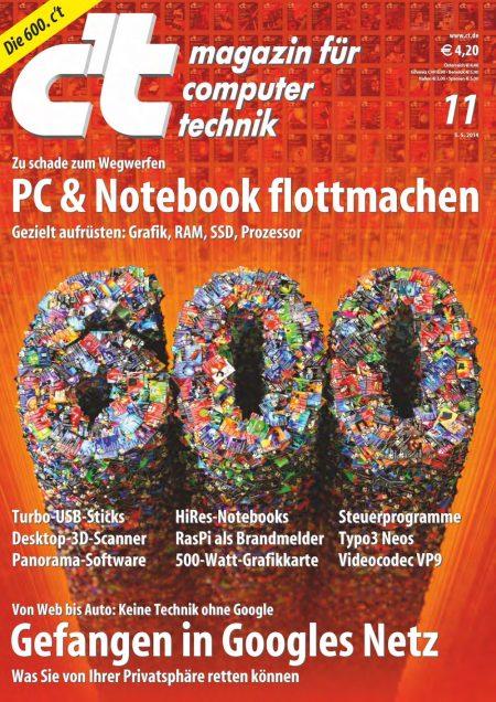c't Magazin 2014-11