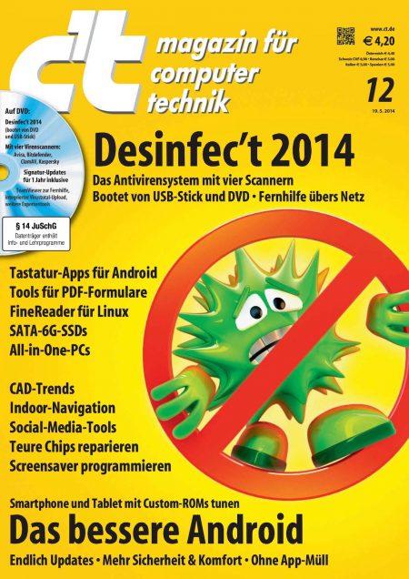 c't Magazin 2014-12