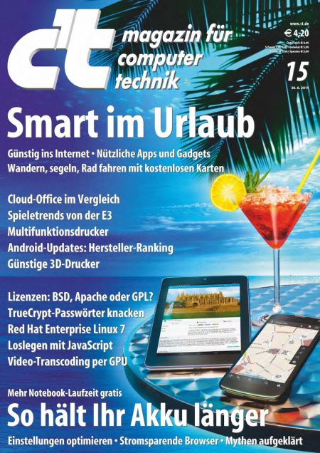 c't Magazin 2014-15