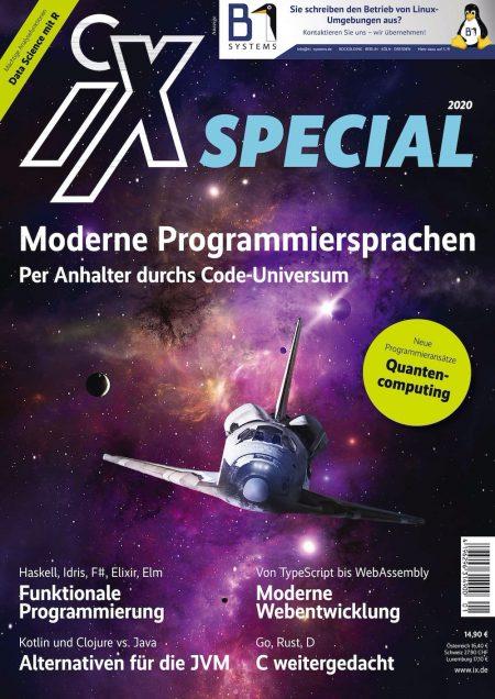 iX Spezial 2020