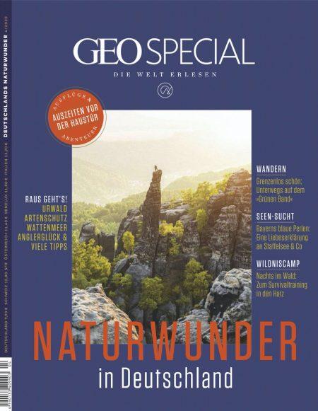 GEO Special 2020-04 Naturwunder in Deutschland