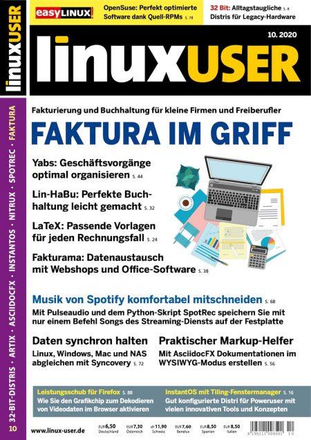 Linux User 2020-10