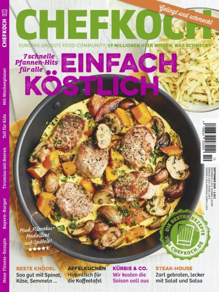 Chefkoch 2020-09