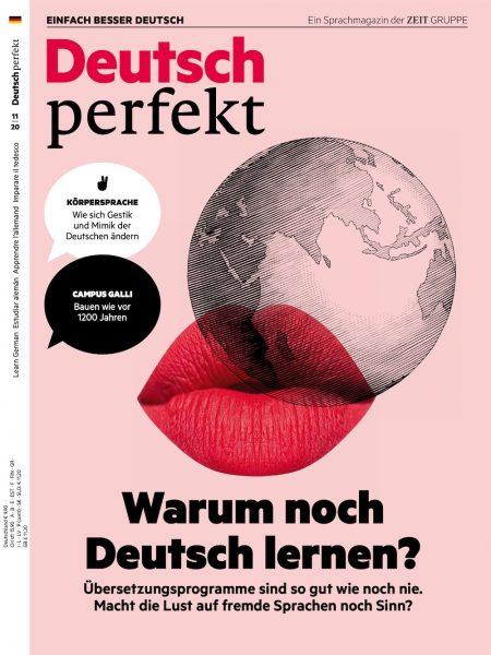 Deutsch perfekt 2020-11