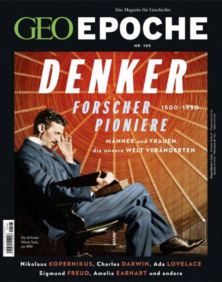GEO Epoche 2020-105 Denker Forscher Pioniere