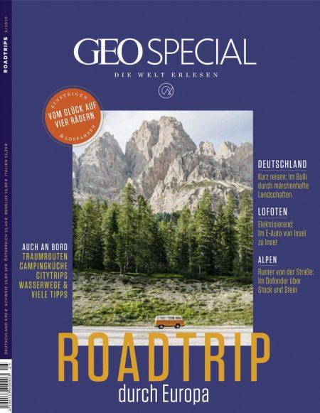 GEO Special 2020-05 Roadtrip durch Europa