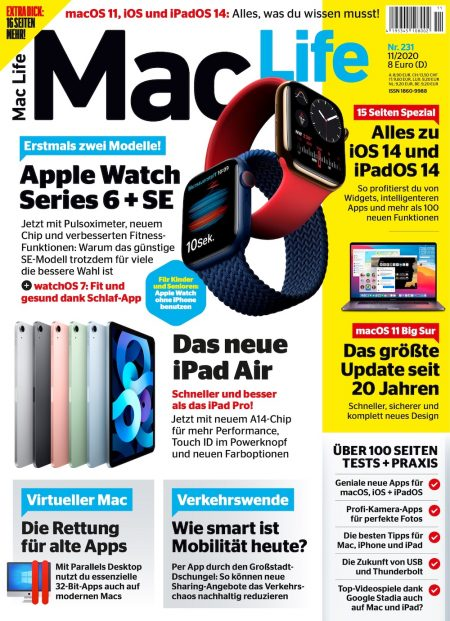 Mac Life 2020-11