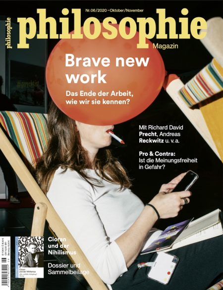 Philosophie Magazin 2020-10-11