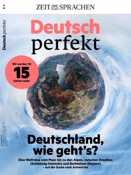 Deutsch perfekt 2020-13