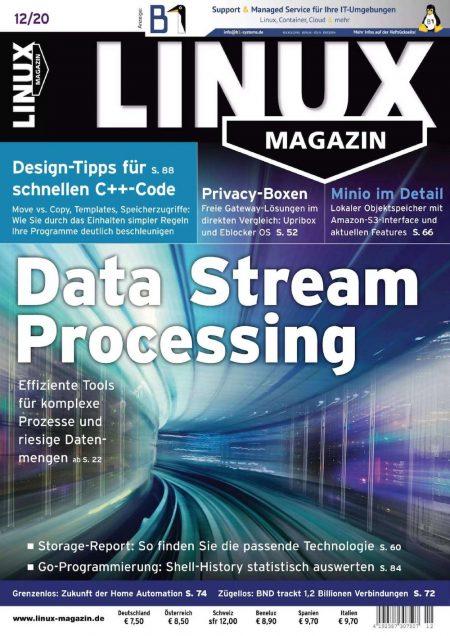 Linux Magazin 2020-12