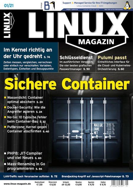 Linux Magazin 2021-01
