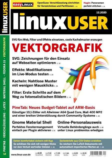 Linux User 2020-12