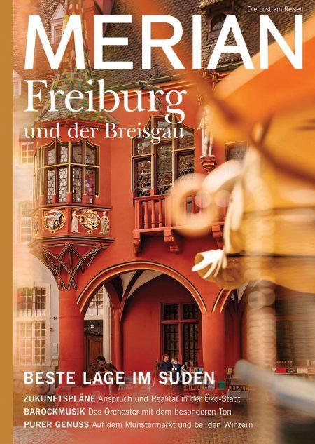 Merian 2020-12 Freiburg und der Breisgau