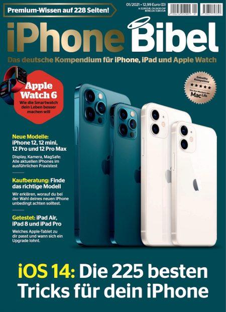 iPhone Bibel 2021-01
