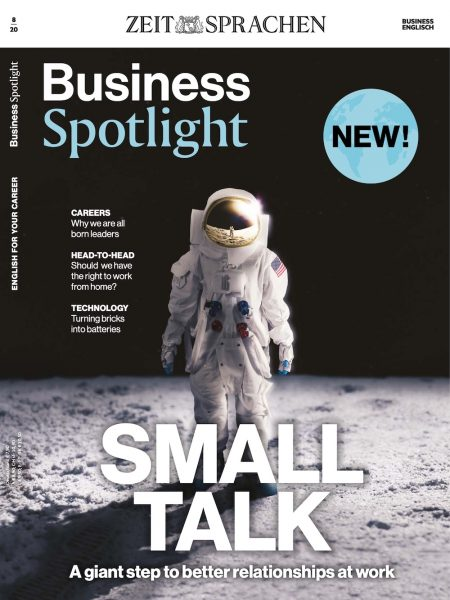 Business Spotlight 2020-08
