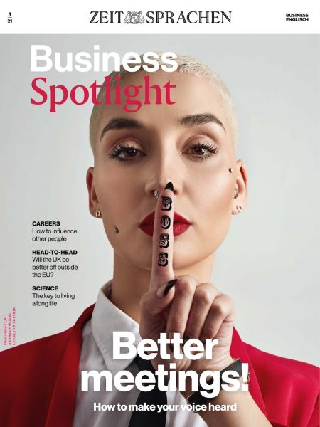 Business Spotlight 2021-01