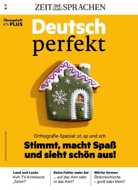 Deutsch perfekt plus 2020-14
