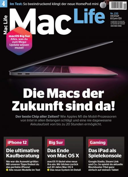 Mac Life 2021-01