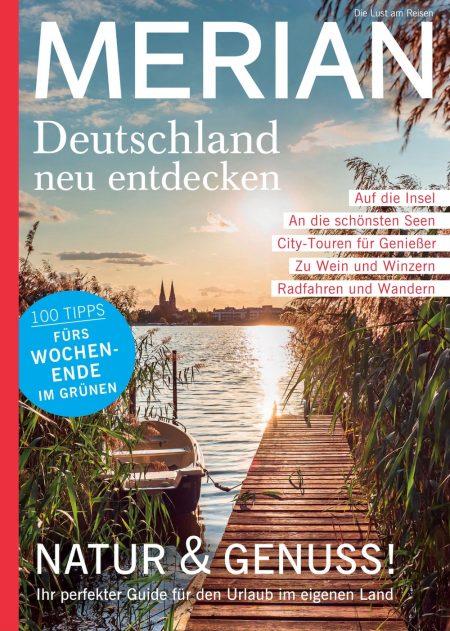Merian 2020-08 Deutschland neu entdecken