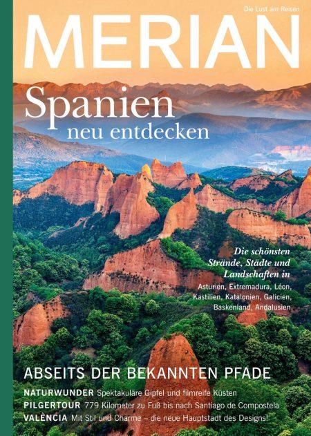 Merian 2020-09 Spanien neu entdecken