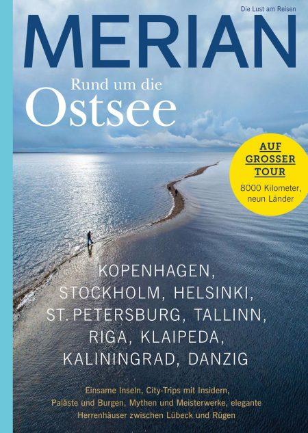 Merian 2021-01 Rund um die Ostsee
