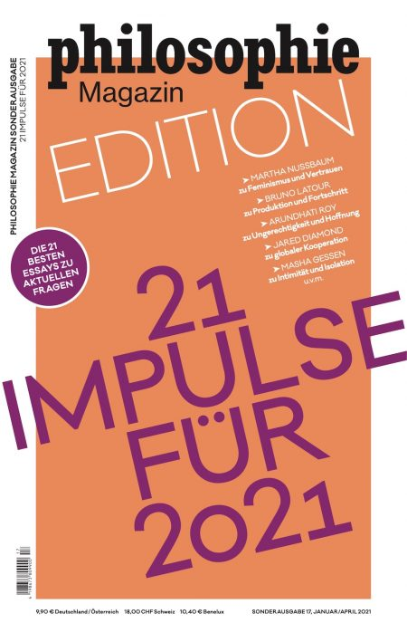 Philosophie Magazin 2021-01-04