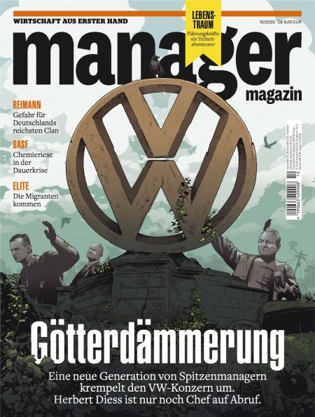 manager magazin 2020-10