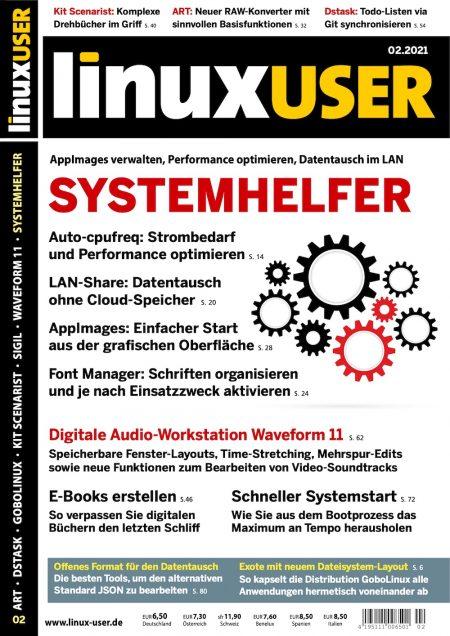 Linux User 2021-02