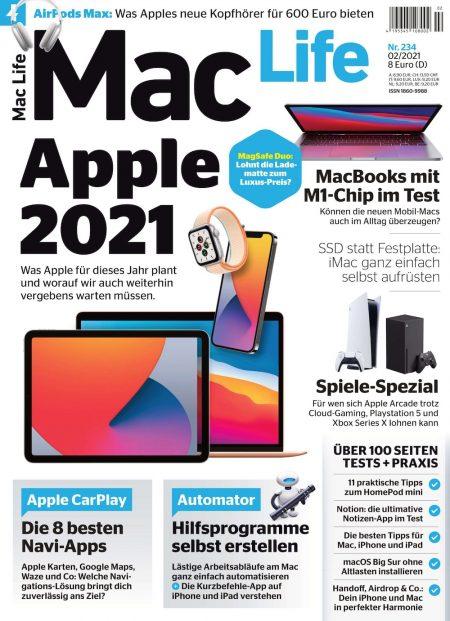 Mac Life 2021-02