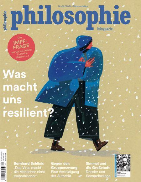 Philosophie Magazin 2021-02-03