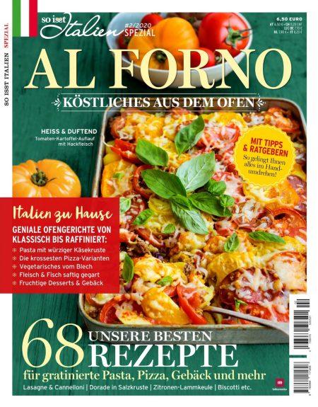 So isst Italien Spezial Al Forno 2020-02