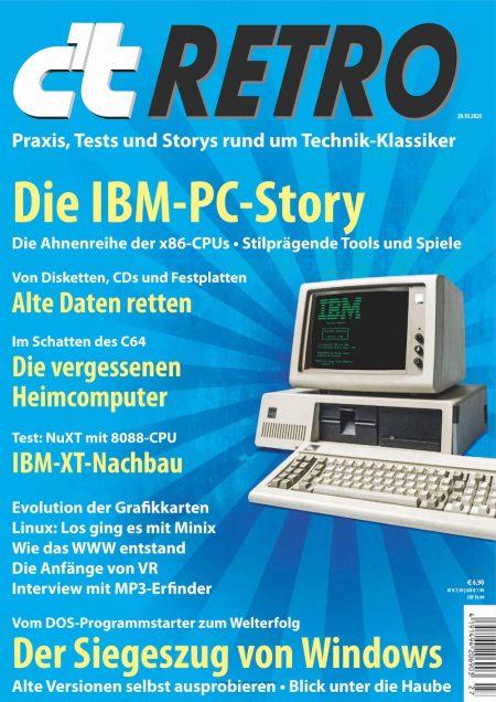 c't Magazin Retro-2020-20