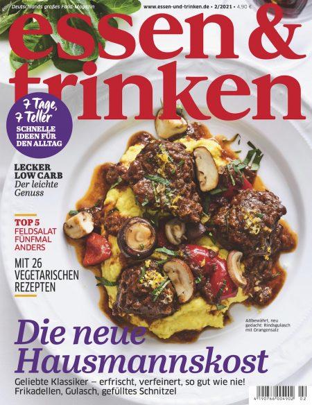 Essen & Trinken 2021-02