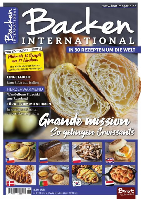 Brot - Backen International 2021-01