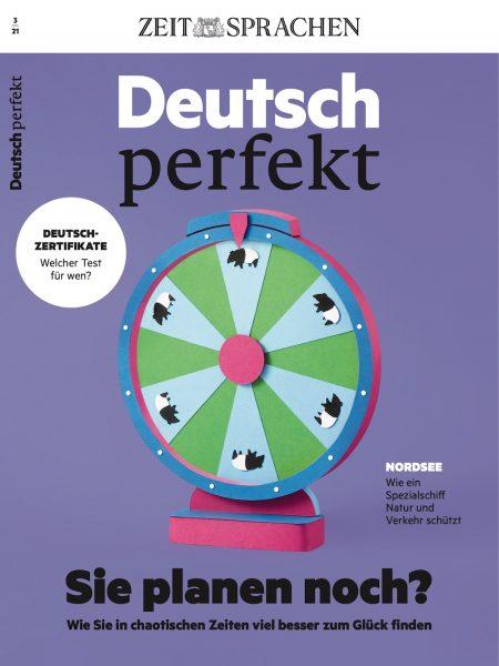 Deutsch perfekt 2021-03