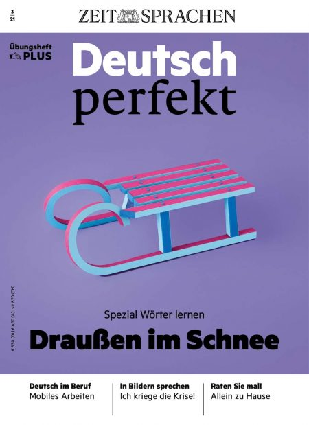 Deutsch perfekt plus 2021-03