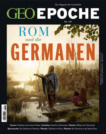 GEO Epoche 2021-107 Rom und die Germanen