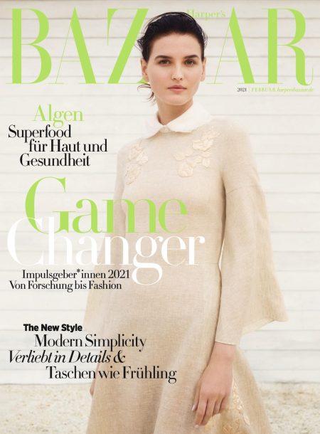 Harper's Bazaar 2021-02