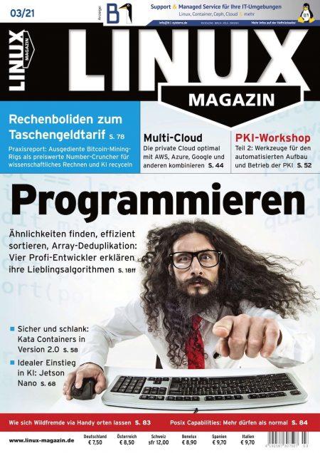 Linux Magazin 2021-03