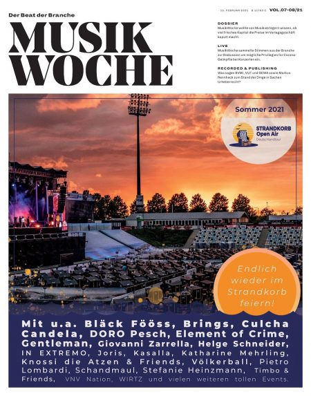 Musikwoche 2021-07-08