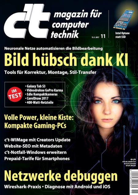 c't Magazin 2017-11